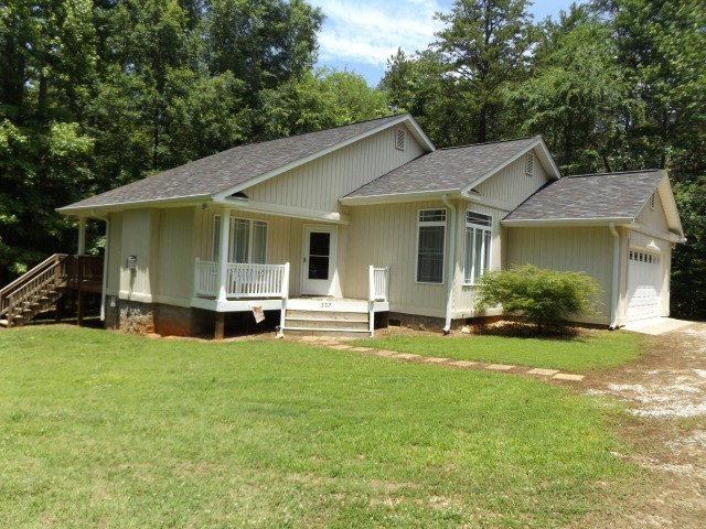 Rental Homes for Rent, ListingId:33887565, location: 337 Cozy Cove Cabin Clarksville 23927