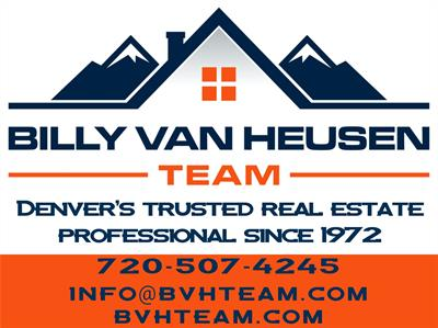 The Billy Van Heusen Team